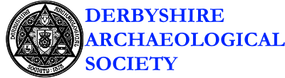 logo for Derbyshire Archeological Society for link section