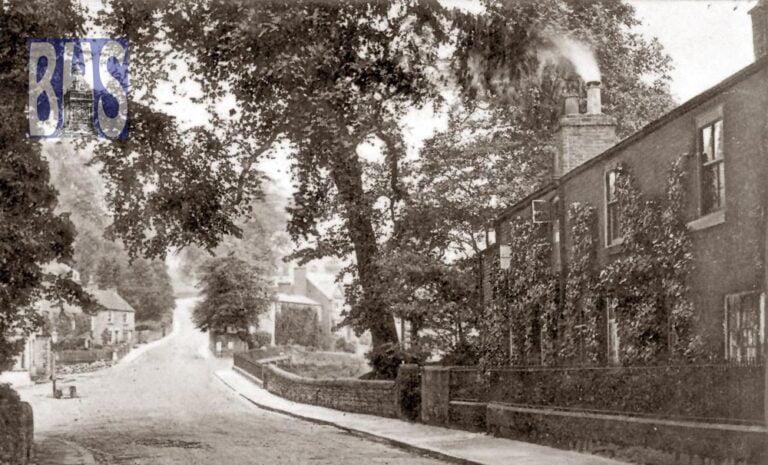 Cottage Hospital at Bridgefoot.